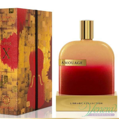 Amouage The Library Collection Opus X EDP 100ml...