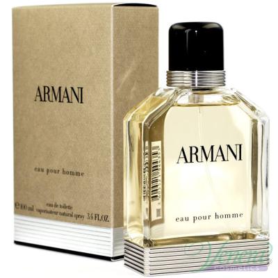 Armani Eau Pour Homme EDT 100ml pentru Bărbați Parfumuri pentru Bărbați