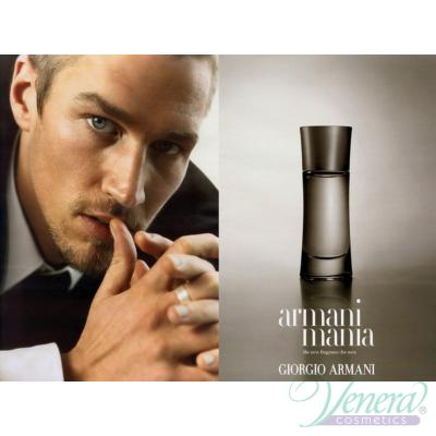 Armani Mania EDT 30ml pentru Bărbați Parfumuri pentru Bărbați