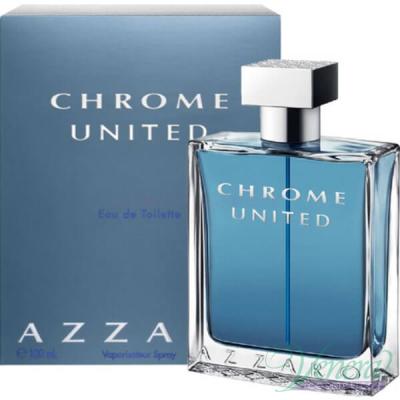 Azzaro Chrome United EDT 100ml για άνδρες