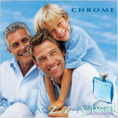 Azzaro Chrome Set (EDT 100ml + Deo Stick 75ml) pentru Bărbați Seturi