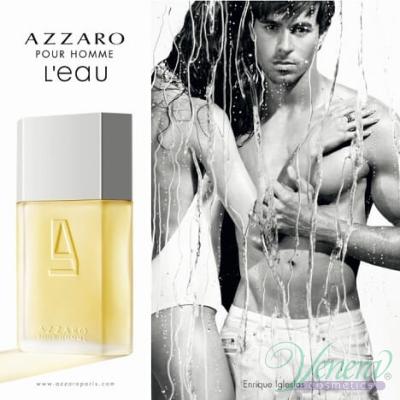 Azzaro Pour Homme L'Eau EDT 50ml pentru Bărbați