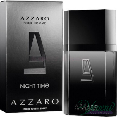 Azzaro Pour Homme Night Time EDT 100ml pentru Bărbați