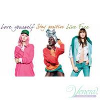 Benetton United Dreams Stay Positive EDT 80ml pentru Femei produs fără ambalaj Produse fără ambalaj