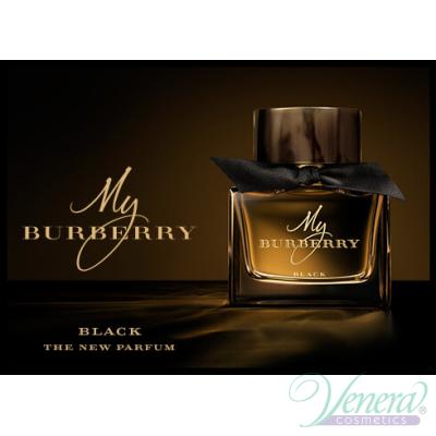 Burberry My Burberry Black EDP 30ml pentru Femei AROME PENTRU FEMEI