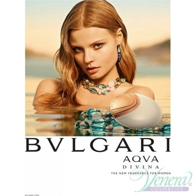 Bvlgari Aqva Divina Set (EDT 40ml + BL 40ml + SG 40ml) pentru Femei Seturi