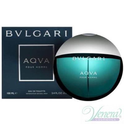 Bvlgari Aqva Pour Homme EDT 50ml pentru Bărbați