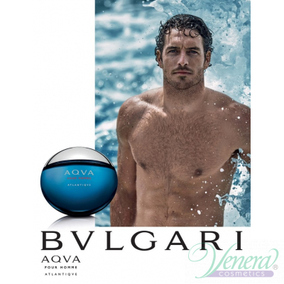 Bvlgari Aqva Pour Homme Atlantiqve EDT 100ml pentru Bărbați
