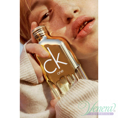 Calvin Klein CK One Gold EDT 100ml pentru Bărbați and Women fără de ambalaj Products without package