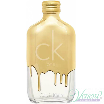 Calvin Klein CK One Gold EDT 100ml pentru Bărba...