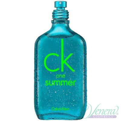 Calvin Klein CK One Summer 2013 EDT 100ml pentru Bărbați and Women fără de ambalaj Products without package