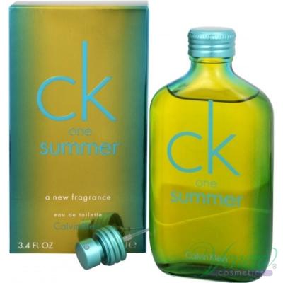 Calvin Klein CK One Summer 2014 EDT 100ml pentru Bărbați and Women Women's Fragrance