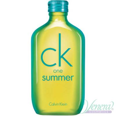 Calvin Klein CK One Summer 2014 EDT 100ml pentru Bărbați and Women fără de ambalaj Products without package