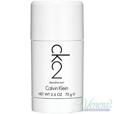 Calvin Klein CK2 Deo Stick 75ml pentru Bărbați and Women AROME PENTRU FEMEI