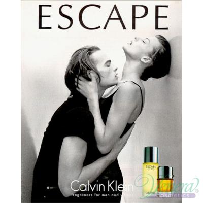 Calvin Klein Escape Set (EDP 100ml + BL 200ml) pentru Femei SETURI CADOU PENTRU FEMEI
