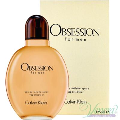 Calvin Klein Obsession EDT 125ml pentru Bărbați Arome pentru Bărbați