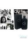 Calvin Klein CK Be Set (EDT 200ml + Deo Stick 75ml) pentru Bărbați și Femei Seturi