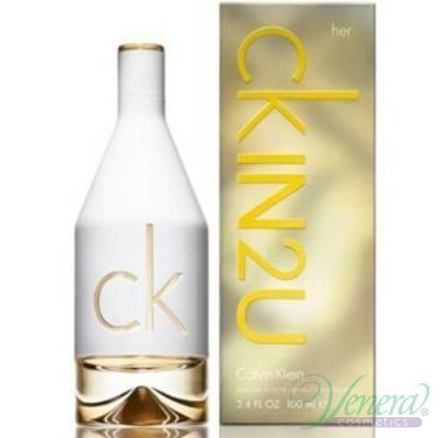 Calvin Klein CK IN2U EDT 100ml pentru Femei