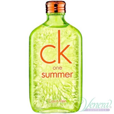 Calvin Klein CK One Summer 2012 EDT 100ml pentru Bărbați and Women fără de ambalaj Products without package