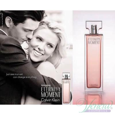 Calvin Klein Eternity Moment EDP 50ml pentru Femei Women's Fragrance