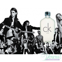 Calvin Klein CK One EDT 100ml за Мъже и Жени БЕЗ ОПАКОВКА За Мъже