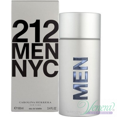 Carolina Herrera 212 EDT 100ml for Men Men's Fragrance
