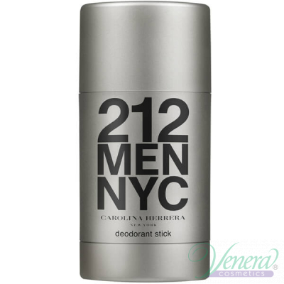 Carolina Herrera 212 Deo Stick 75ml pentru Bărbați Face Body and Products