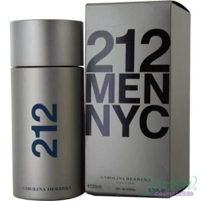Carolina Herrera 212 EDT 200ml pentru Bărbați Men's Fragrance