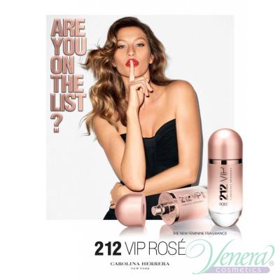 Carolina Herrera 212 VIP Rose Set (EDP 50ml + BL 75ml) pentru Femei Seturi