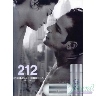 Carolina Herrera 212 Set (EDT 60ml + Body Lotion 75ml) pentru Femei