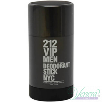 Carolina Herrera 212 VIP Men Deo Stick 75ml pentru Bărbați Face Body and Products