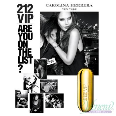 Carolina Herrera 212 VIP Set (EDP 80ml + Body Lotion 100ml) pentru Femei Seturi