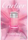 Cartier Baiser Vole Lys Rose EDT 100ml pentru Femei