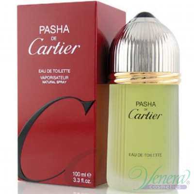 Cartier Pasha de Cartier EDT 100ml for Men Men's Fragrance
