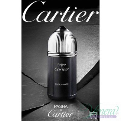 Cartier Pasha de Cartier Edition Noire EDT 150ml pentru Bărbați Men's Fragrance