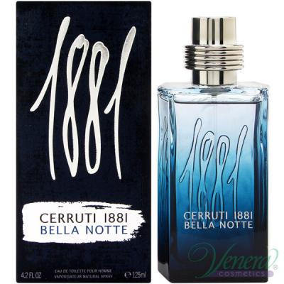 Cerruti 1881 Bella Notte EDT 125ml pentru Bărbați