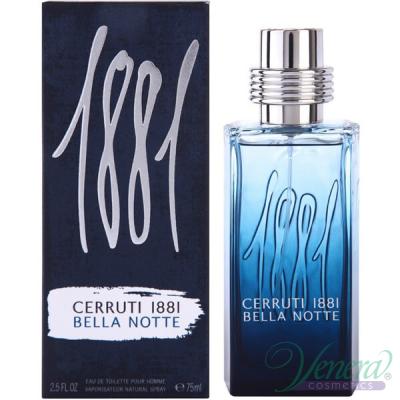 Cerruti 1881 Bella Notte EDT 75ml pentru Bărbați
