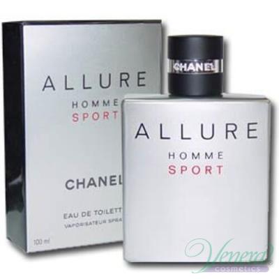 Chanel Allure Homme Sport EDT 50ml pentru Bărbați AROME PENTRU BĂRBAȚI
