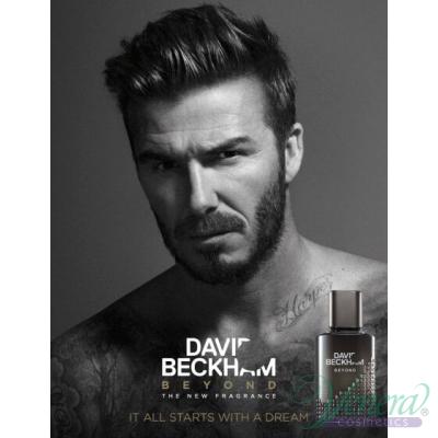 David Beckham Beyond Deo Natural Spray 75ml pen...