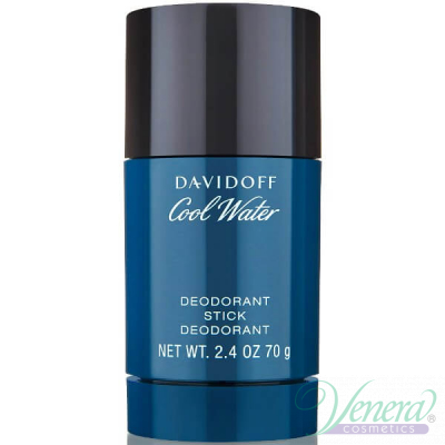 Davidoff Cool Water Deo Stick 75ml pentru Bărbați