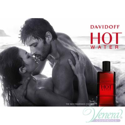 Davidoff Hot Water EDT 60ml pentru Bărbați Parfumuri pentru bărbați