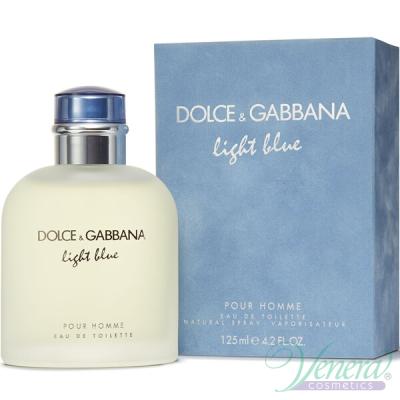 Dolce&Gabbana Light Blue EDT 200ml pentru Bărbați AROME PENTRU BĂRBAȚI