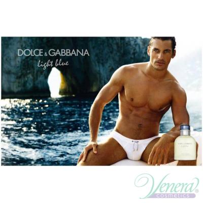 Dolce&Gabbana Light Blue EDT 125ml pentru Bărbați fără de ambalaj