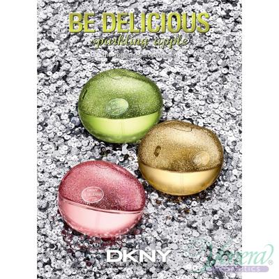 DKNY Be Delicious Fresh Blossom Sparkling Apple EDP 50ml pentru Femei fără de ambalaj