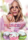 DKNY Be Delicious City Blossom Terrace Orchid EDT 50ml pentru Femei