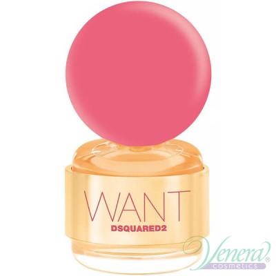 Dsquared2 Want Pink Ginger EDP 100ml pentru Femei fără de ambalaj Produse fără ambalaj
