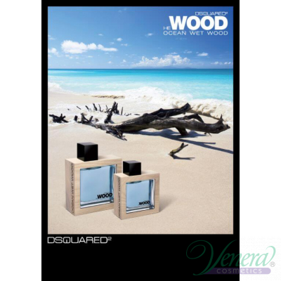 Dsquared2 He Wood Ocean Wet EDT 50ml pentru Bărbați