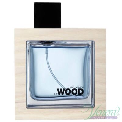 Dsquared2 He Wood Ocean Wet EDT 100ml pentru Bărbați fără de ambalaj