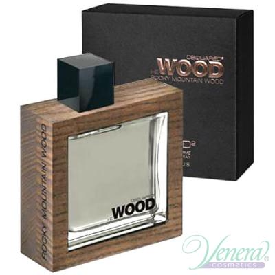 Dsquared2 He Wood Rocky Mountain EDT 30ml pentru Bărbați