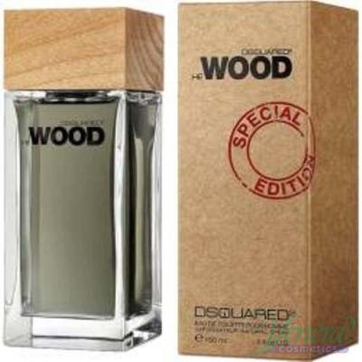 Dsquared2 He Wood Special Edition EDT 150ml pentru Bărbați Men's Fragrance